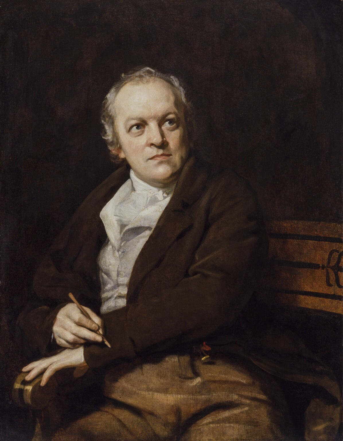 william blake by thomas phillips, wikipedia