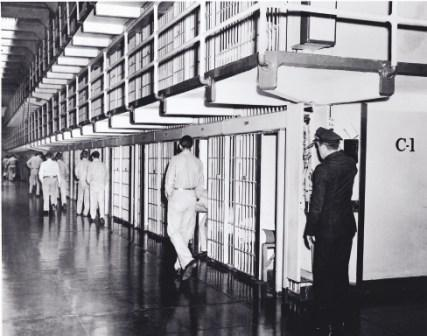 Image result for alcatraz prison guard