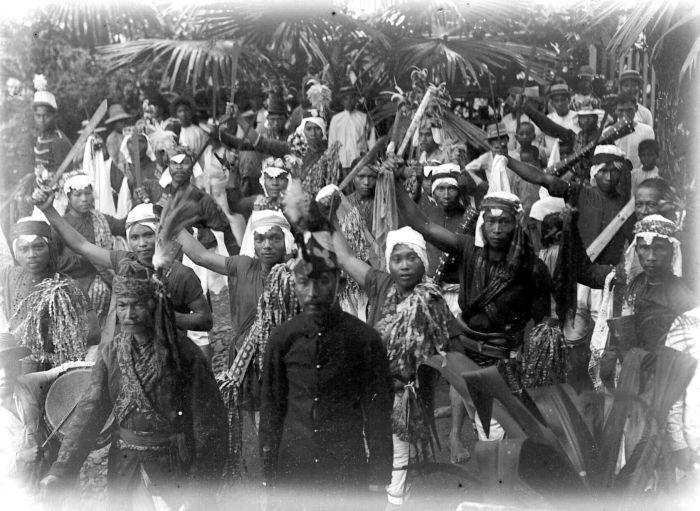 Kabasaran  Wikipedia bahasa Indonesia ensiklopedia bebas
