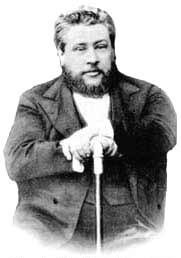Spurgeon near the end of his life.