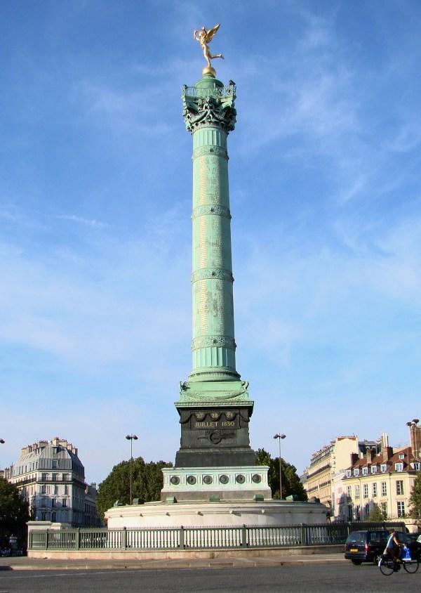 File Colonne De Juillet - Wikimedia Commons