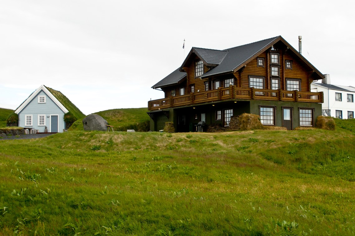 Farmhouse Architecture Style