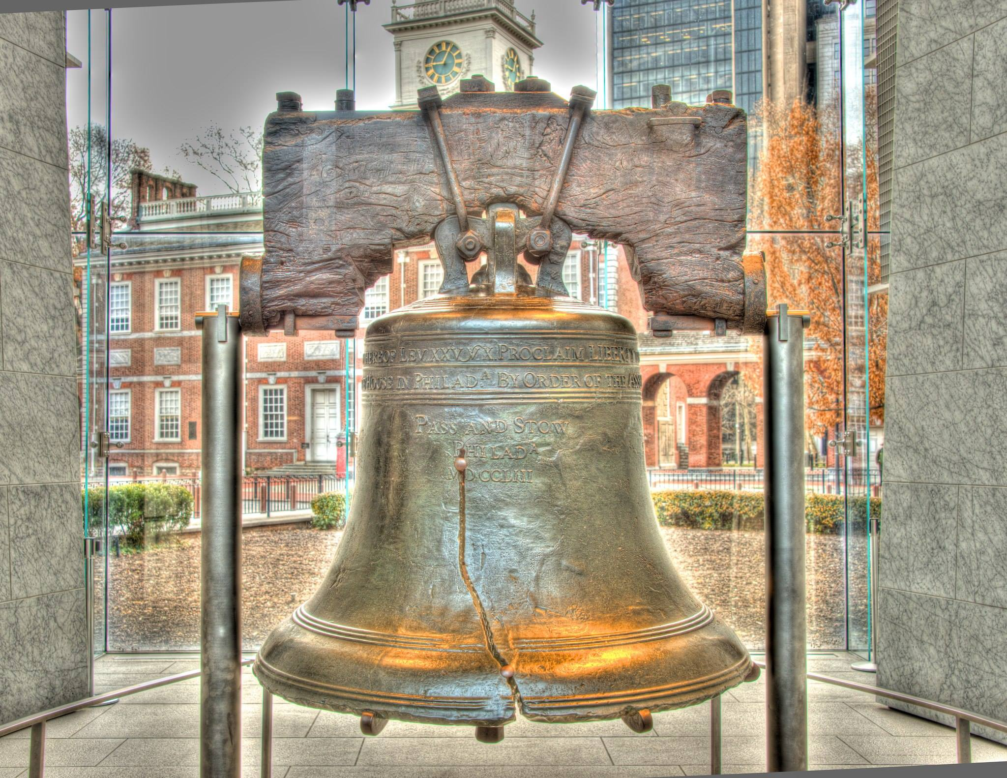 File Liberty Bell By Pass Amp Stow Independence National Historic Park