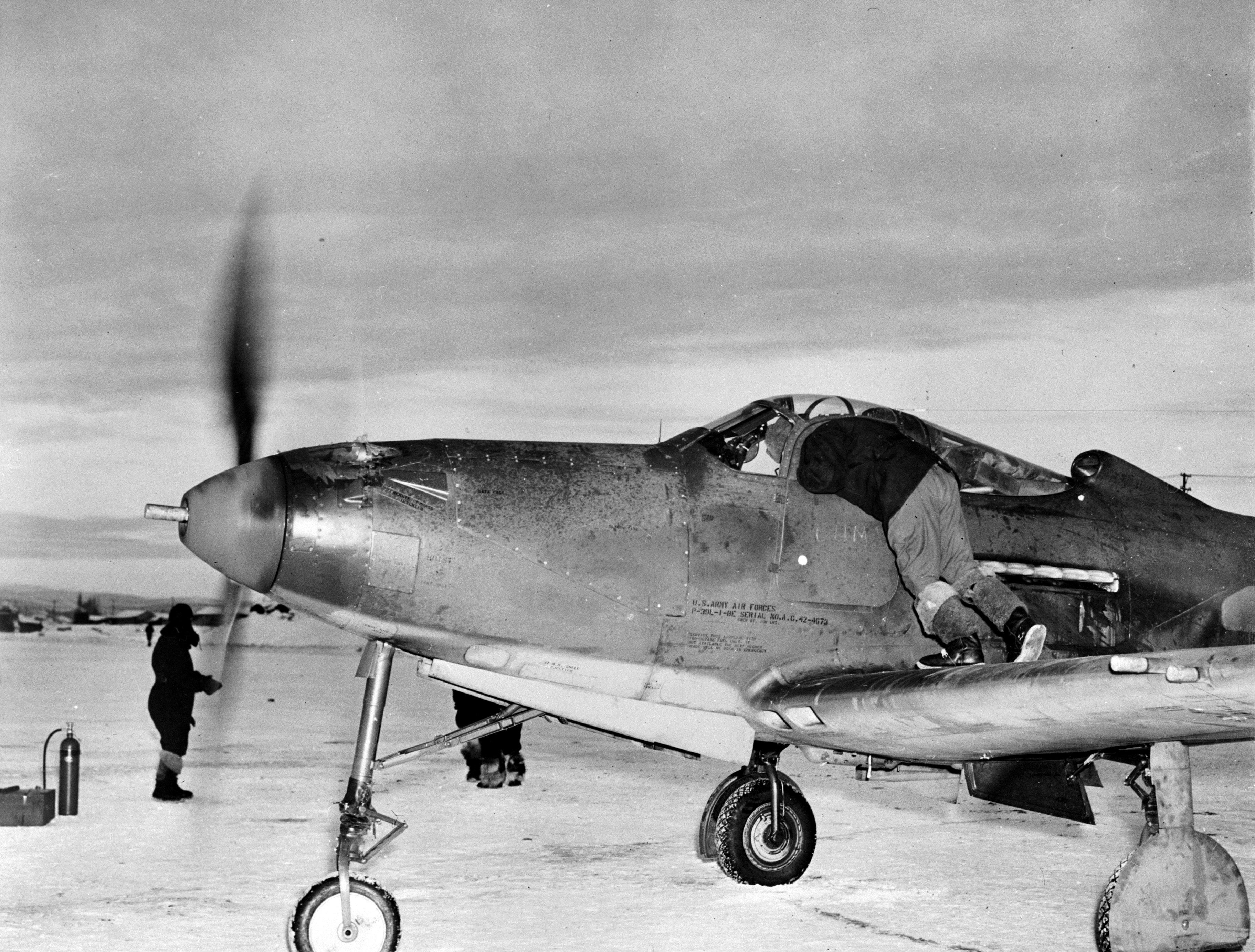 Bell P-39 Airacobra   Military Wiki   Fandom