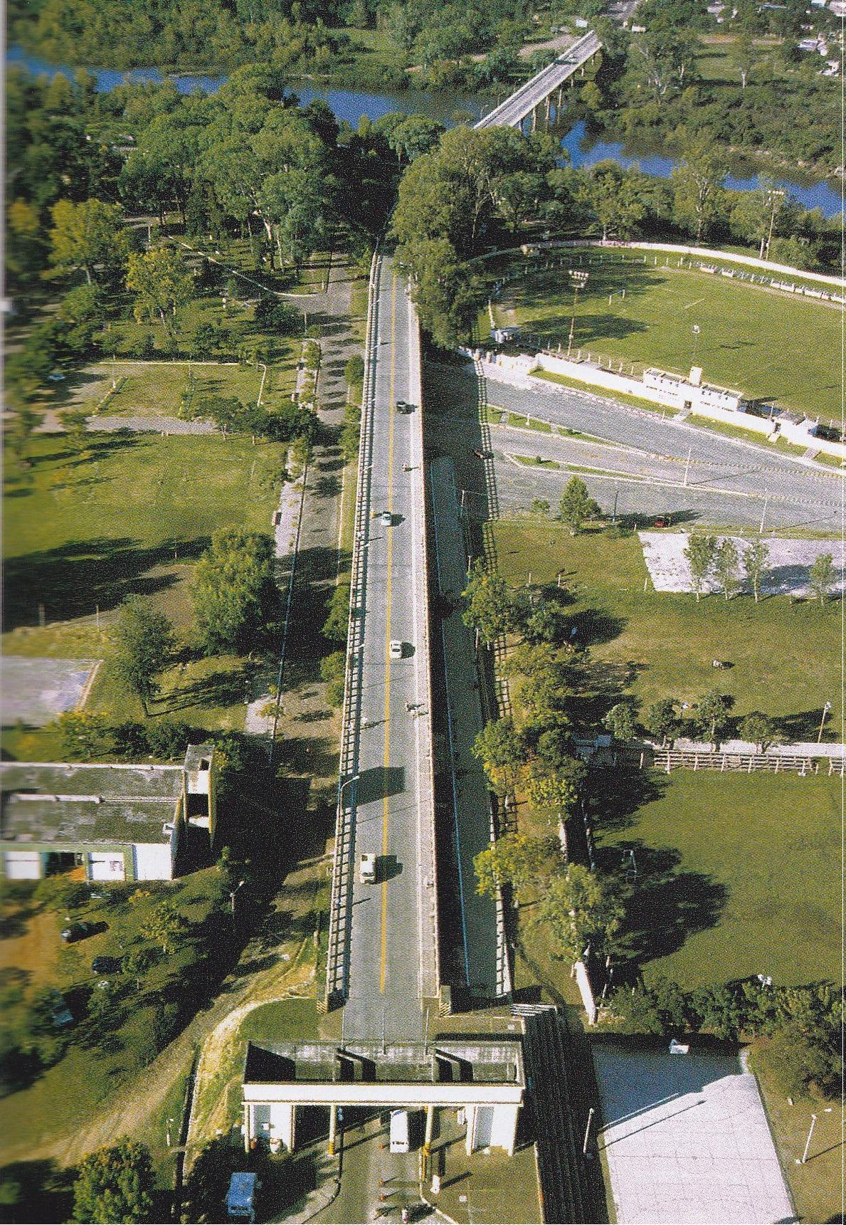 Puente Internacional de la Concordia  Wikipedia la