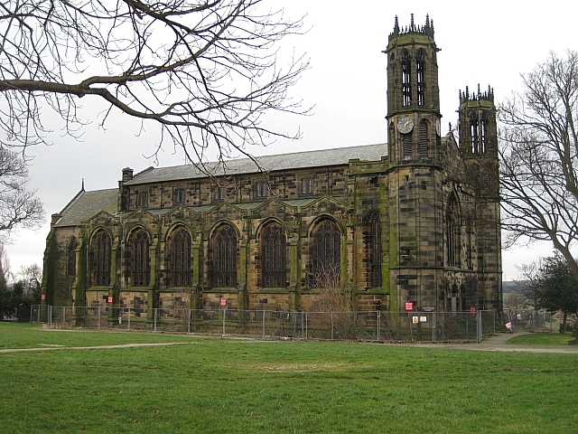 St Peters Church Stanley West Yorkshire Wikipedia