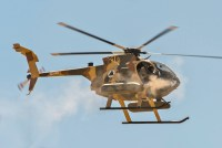 File:Afghan Air Force MD-530F helicopter fires machine ...
