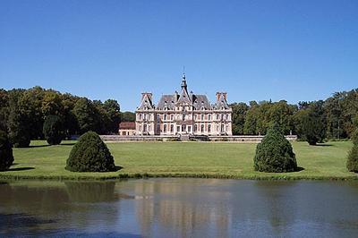 Chteau de Baronville  Wikipedia