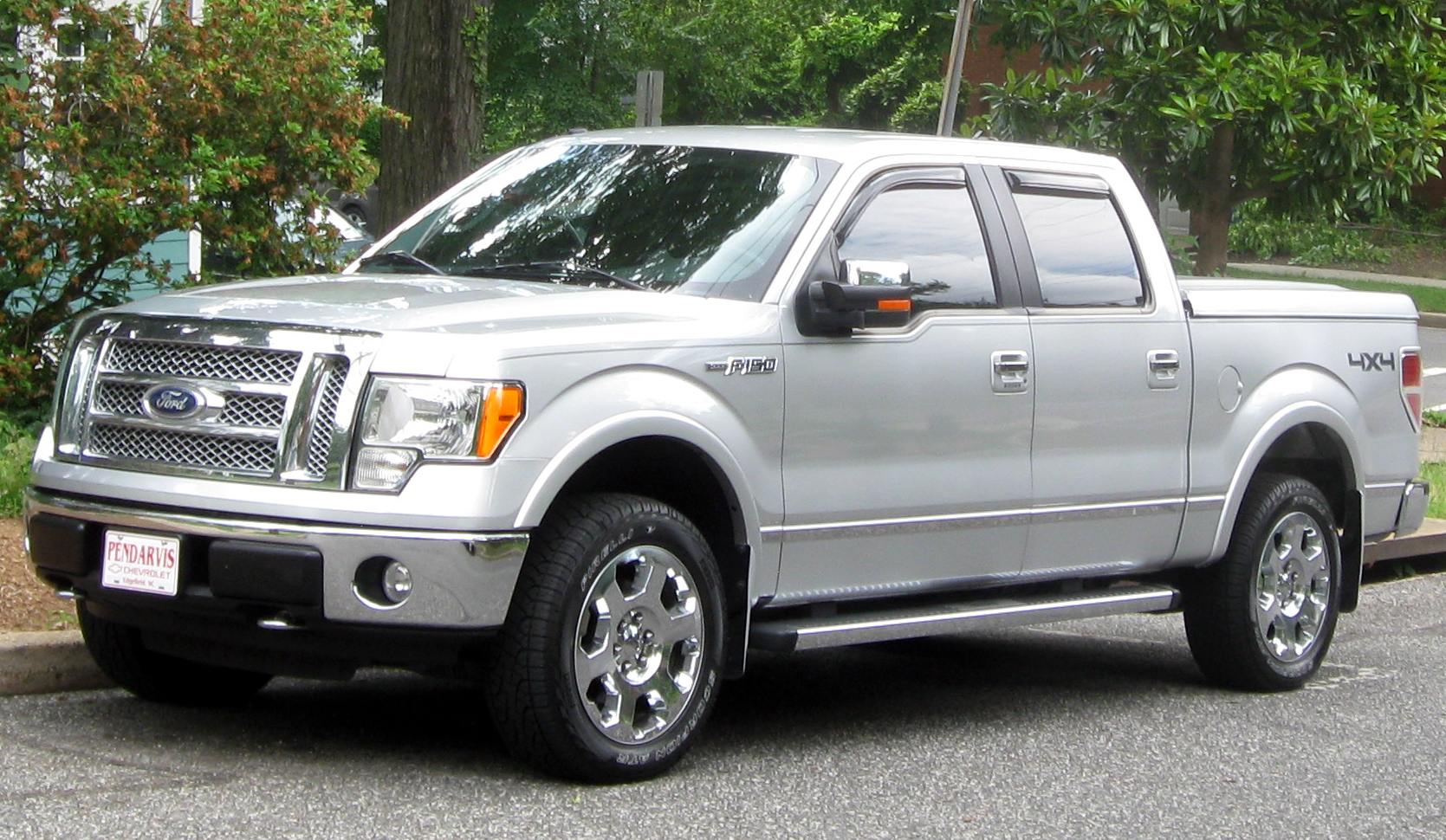 hight resolution of pickup truck