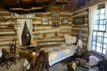 Swedish Log Cabin Interiors