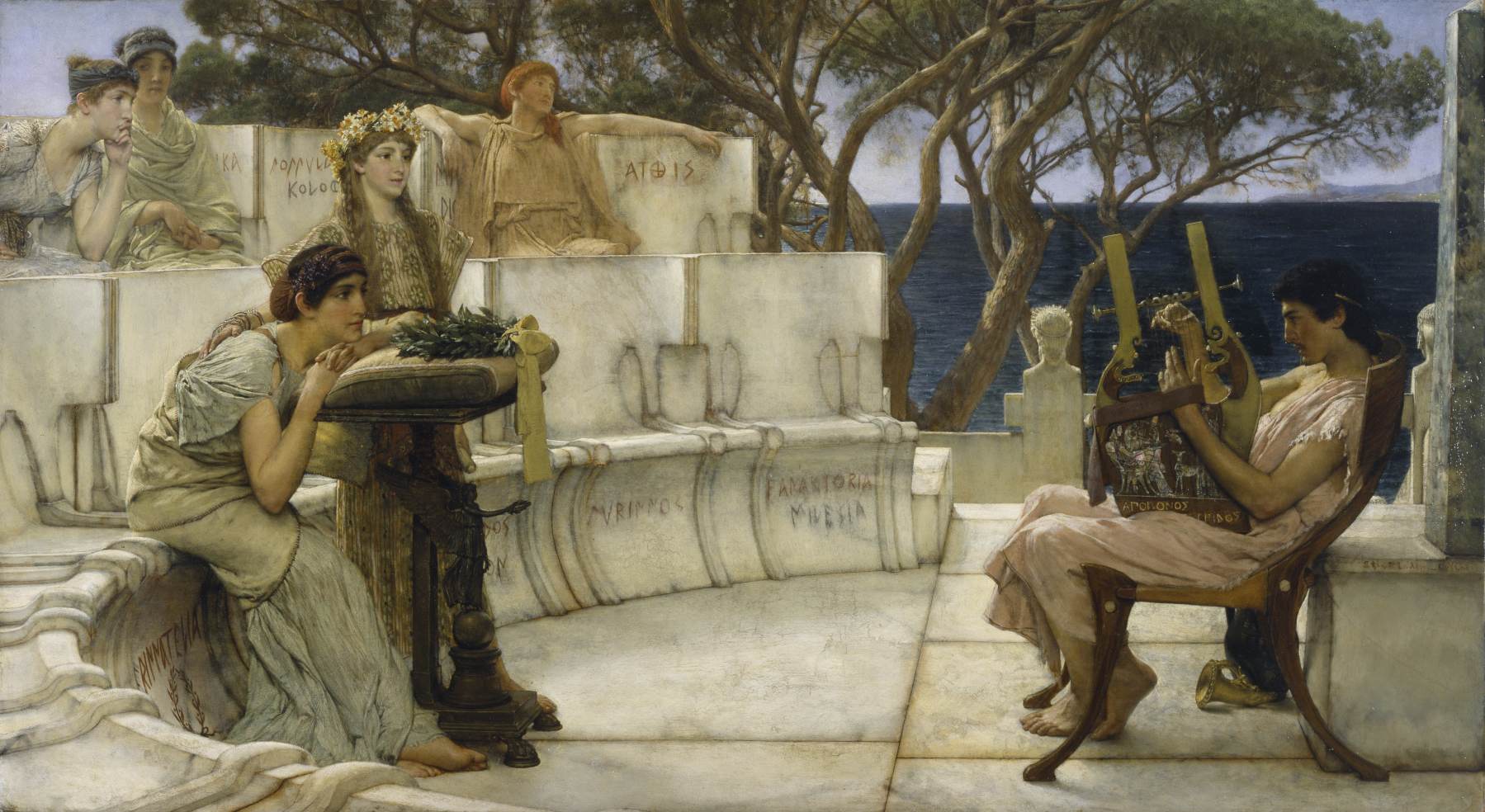 Sappho and Alcaeus