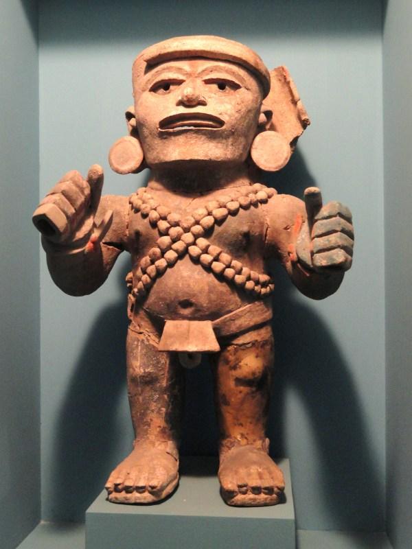 File Ceramic Sculpture Maya Late Classic Period