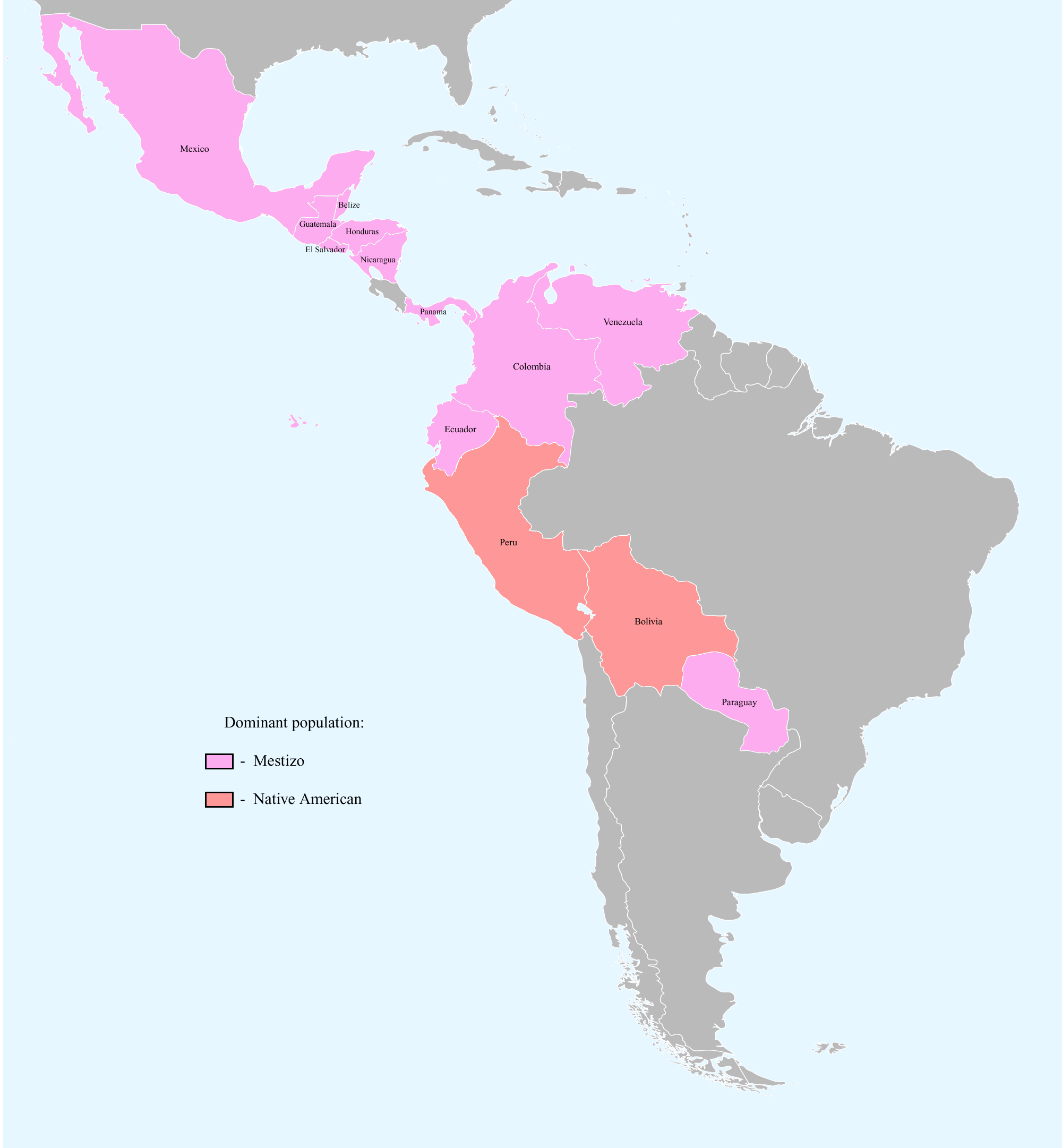 File Countries With Dominant Mestizo And Native American