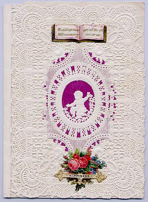 "Esther Howland Valentine, circa 1850: ""We..."
