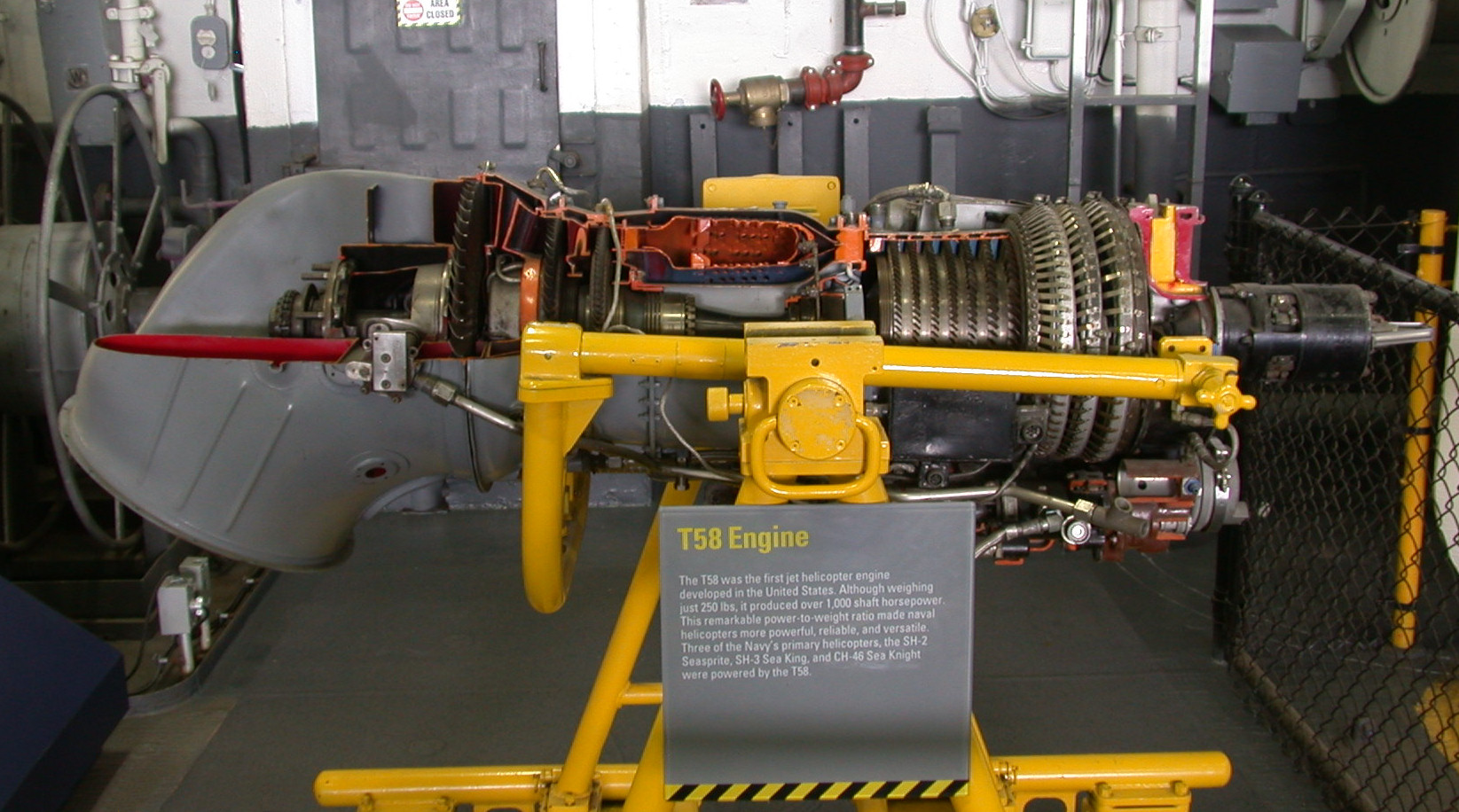 General Electric T58