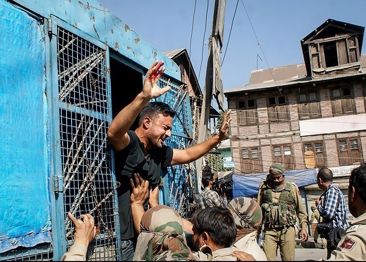 Thousands Arrested In Kashmir Under Controversial Public Safety Act