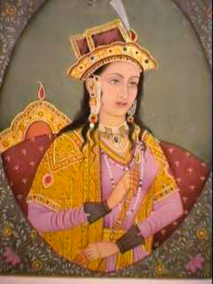 Jodhaa Bai, his third wife