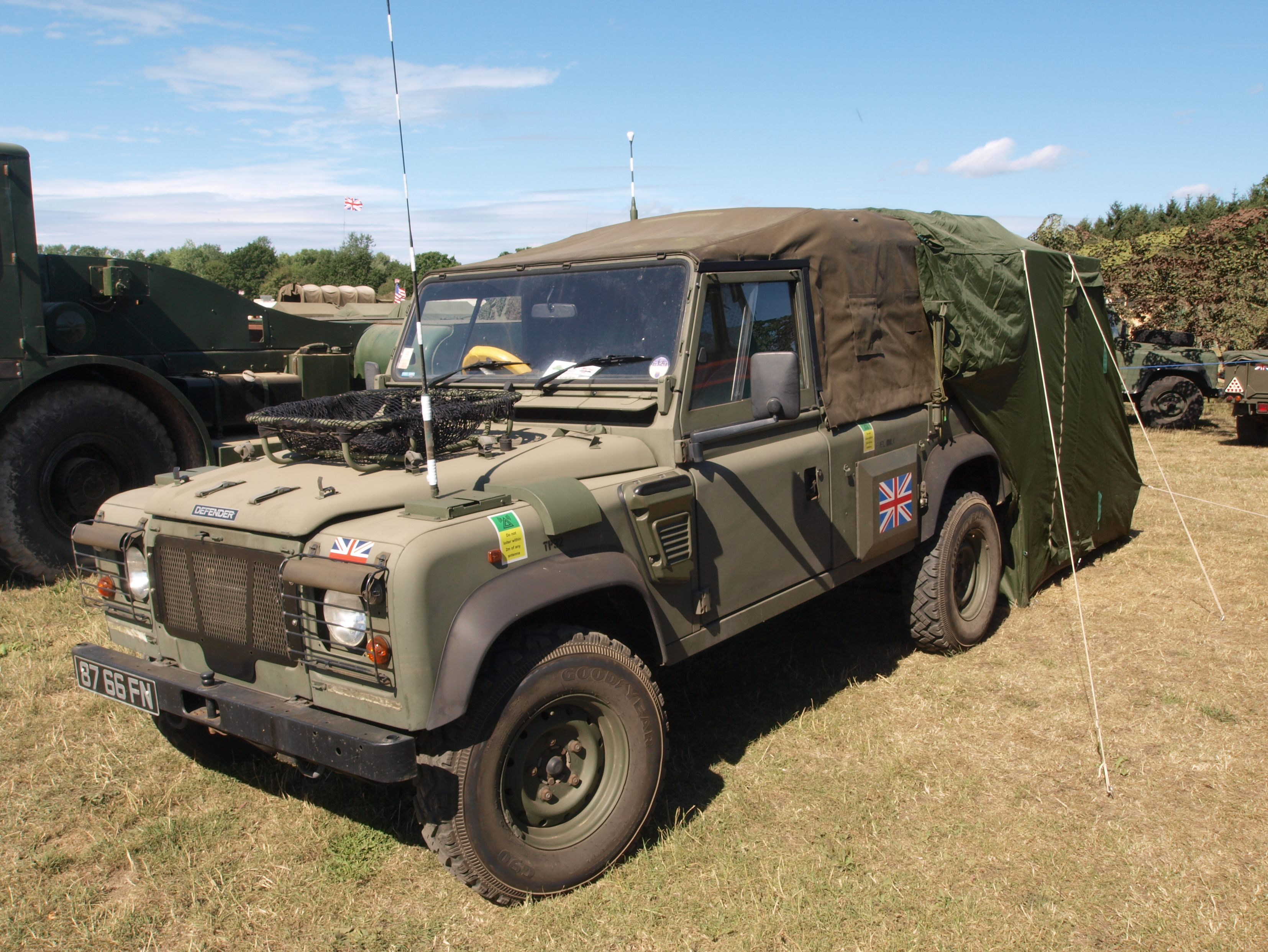 File Land Rover Wolf TUM 1997 owner C Brown pic1 JPG