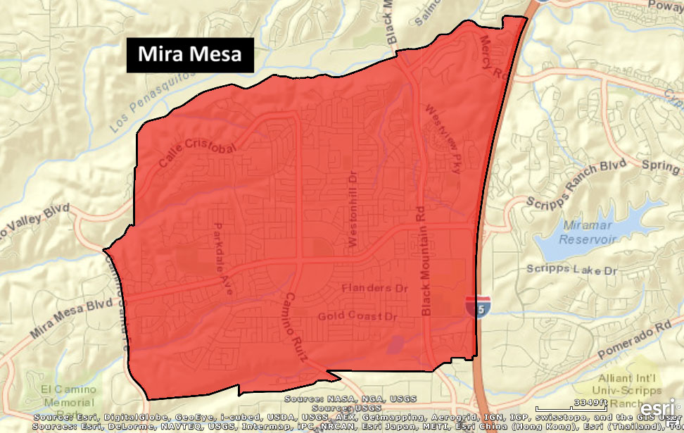 City Of Mesa Street Department