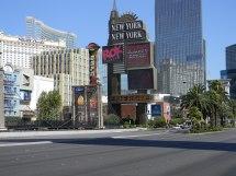 File York Hotel Las Vegas Side
