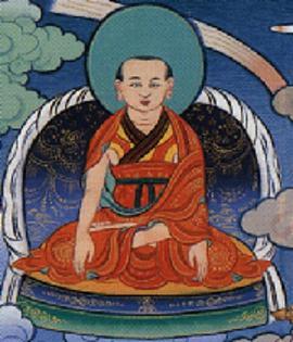 English: Patrul Rinpoche tibetian yogi