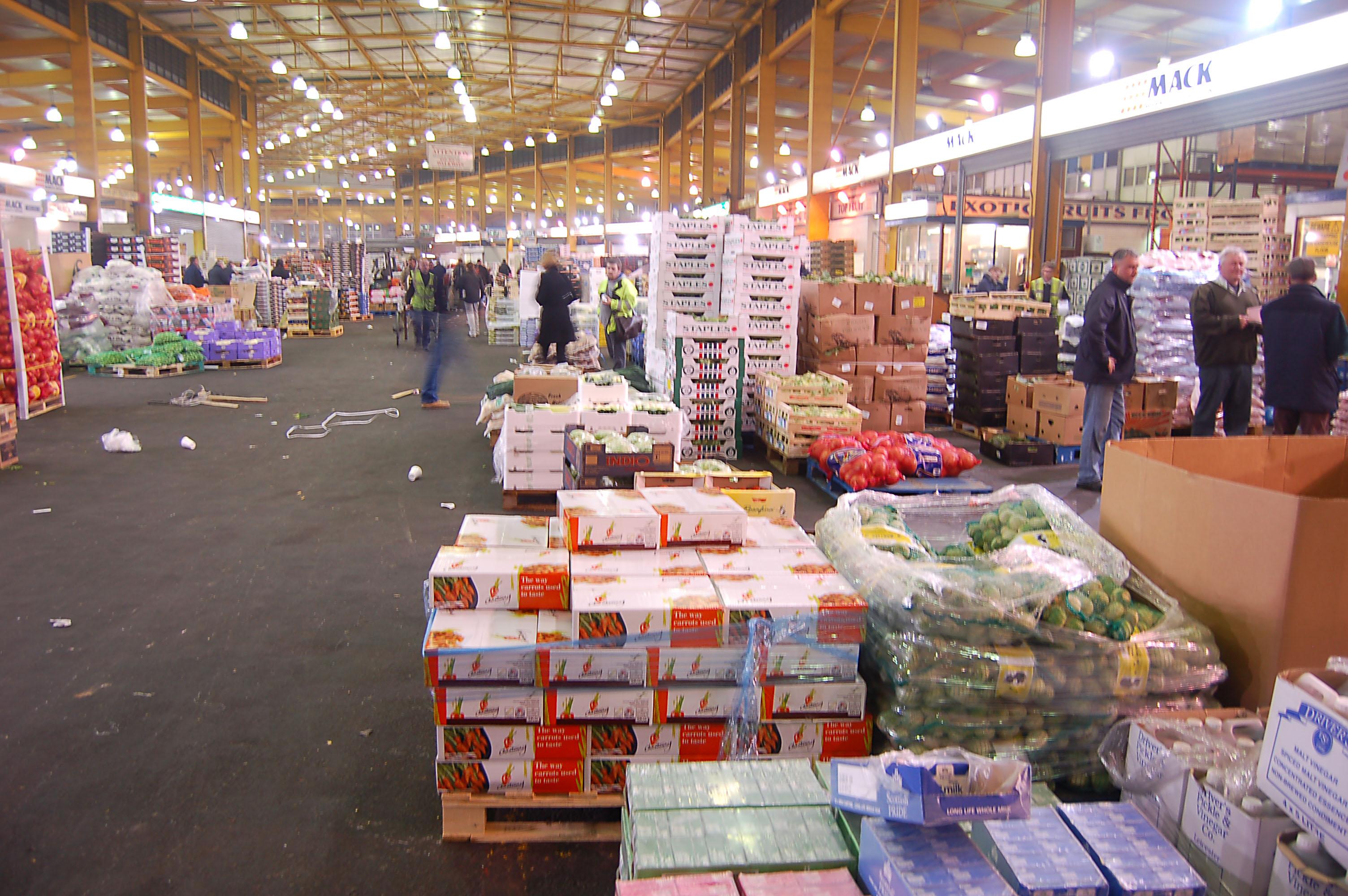 Birmingham Wholesale Markets  Wikiwand