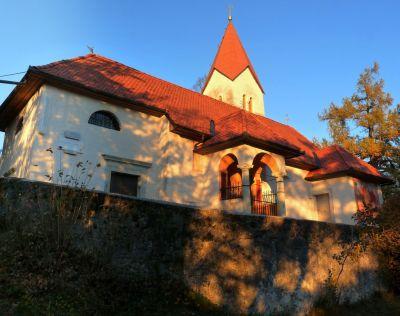 File:Cerkev sv. Jurija, Bistrica nad Tržičem.jpg ...