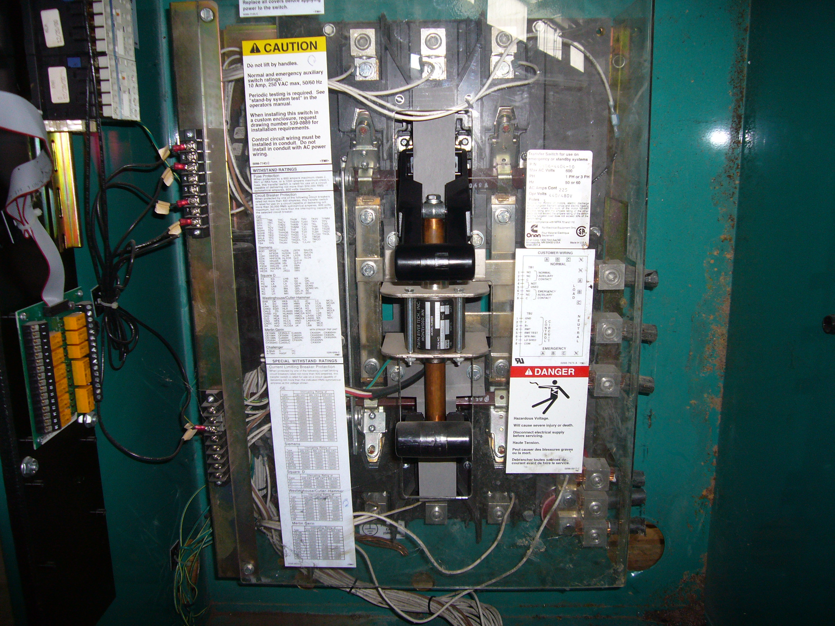 File Cummins Onan Transfer Switch Model No OTPCB 4494345 JPG