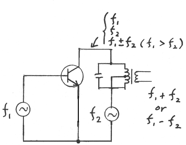 File:Frequency mixer circuit diagram (collector injection