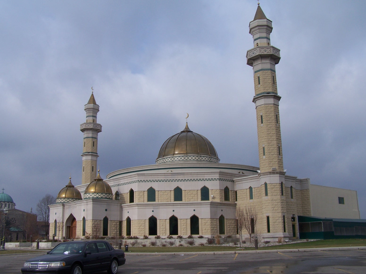 Beautiful Mosques Of The World  Guyana News And