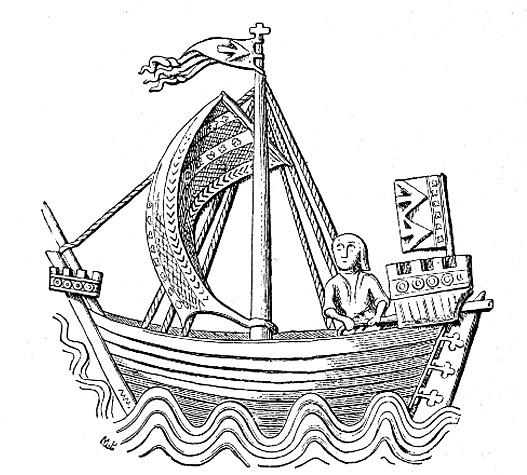 Trading Vessel