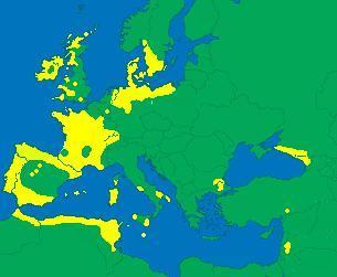 Megalith-Bauwerke in Europa