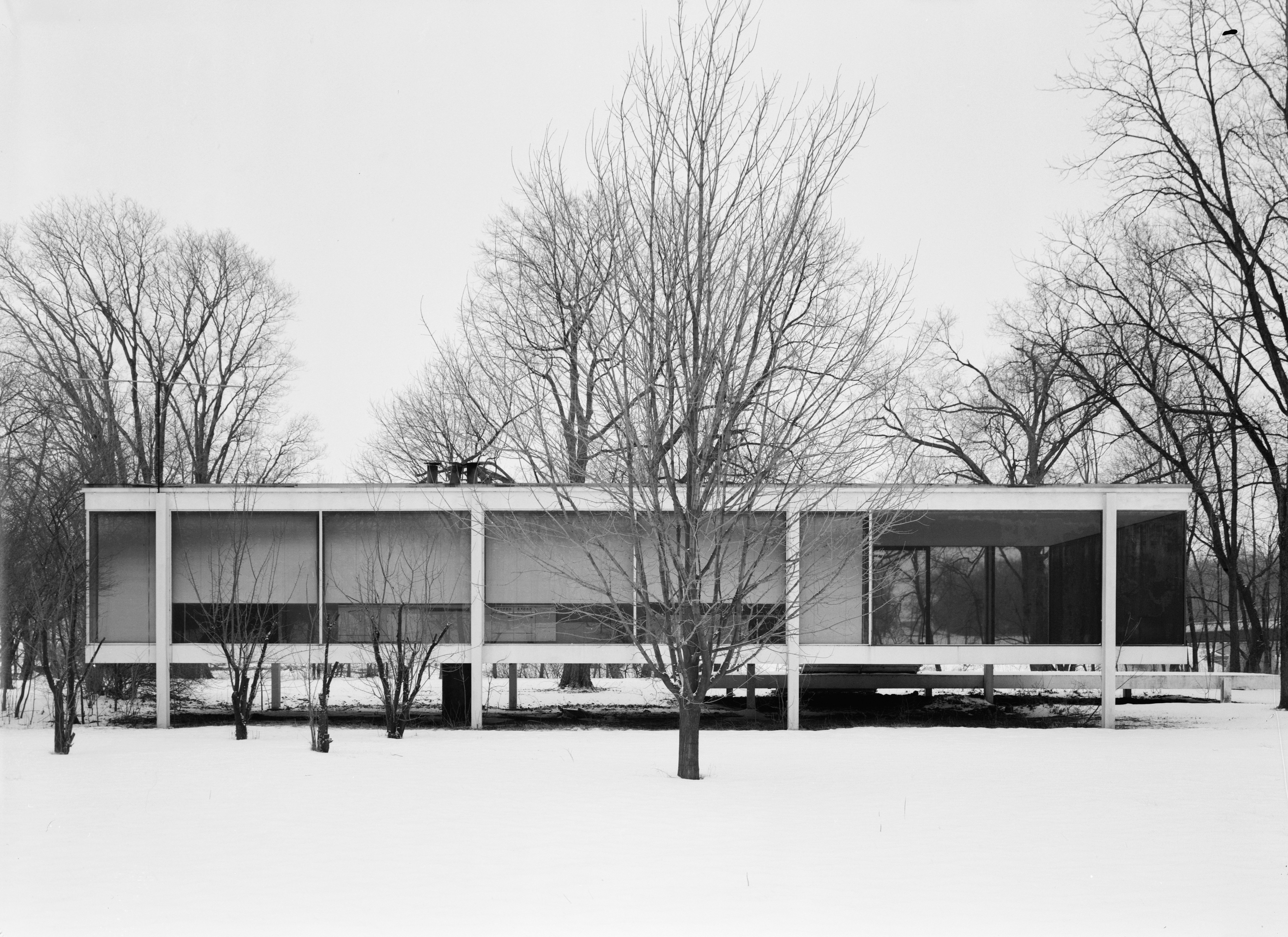 1000 images about MIES VAN DER ROHE on Pinterest