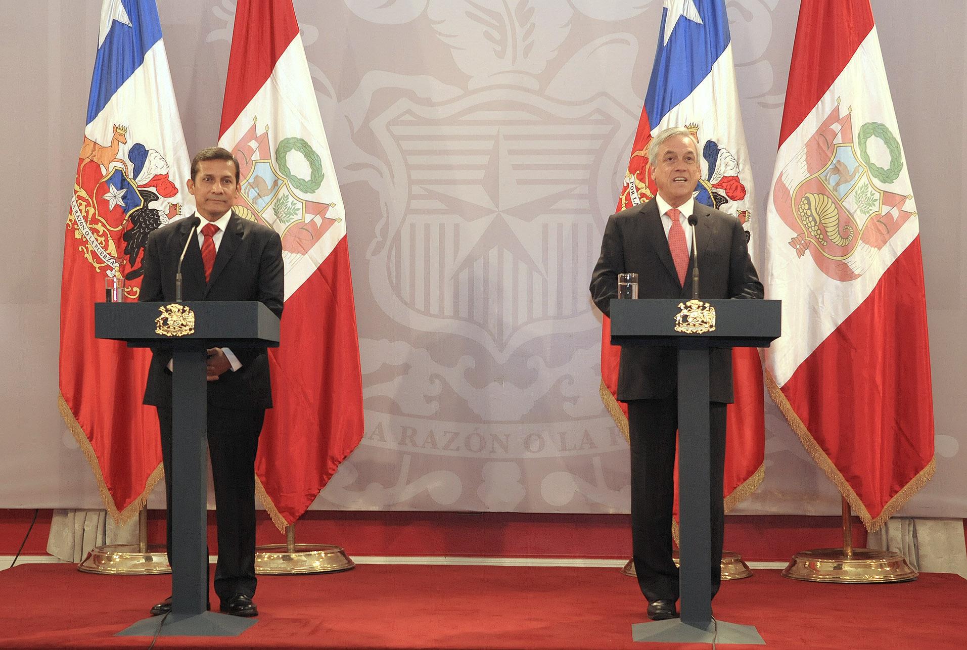 15.06.2011 El Presidente de la República, Seba...