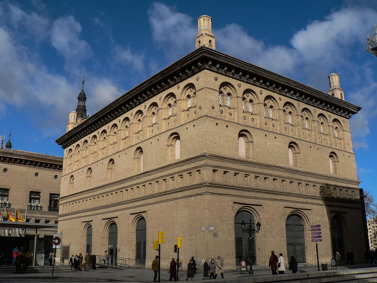 Lonja de Zaragoza  Wikipedia la enciclopedia libre