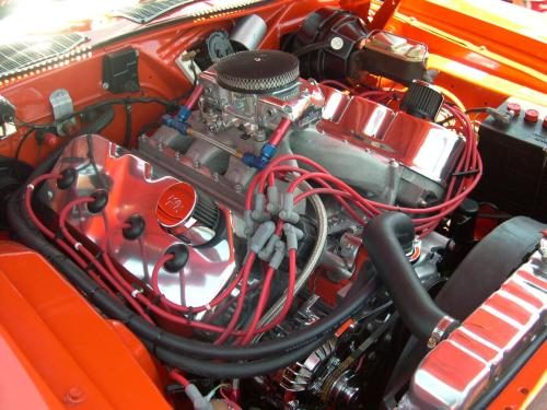 small resolution of 72 challenger engine small block wiring