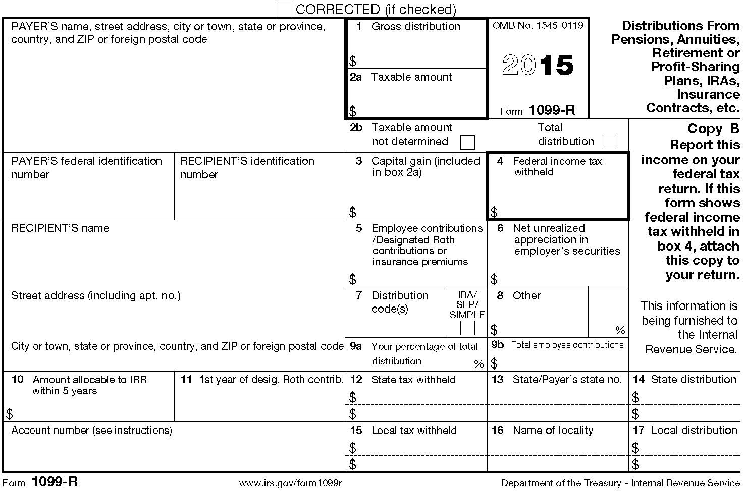 File Form R