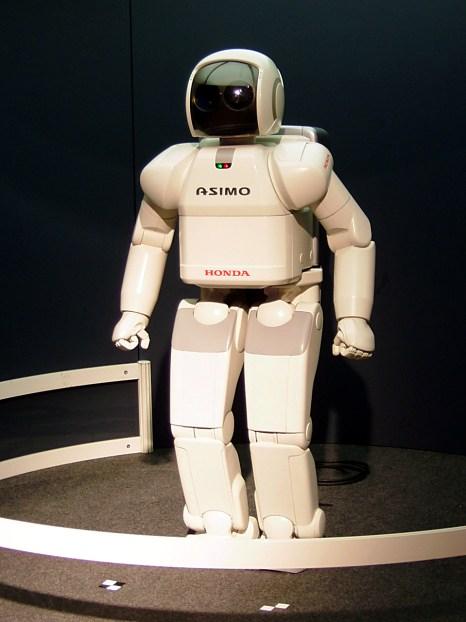 The Asimo Robot