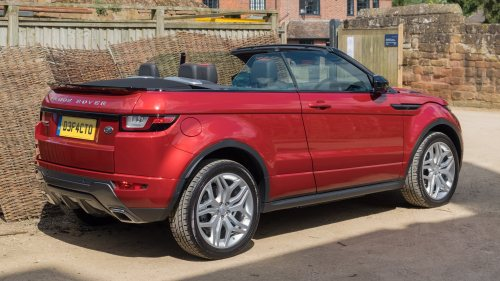 small resolution of file land rover range rover evoque convertible 2016 rear three quarter jpg