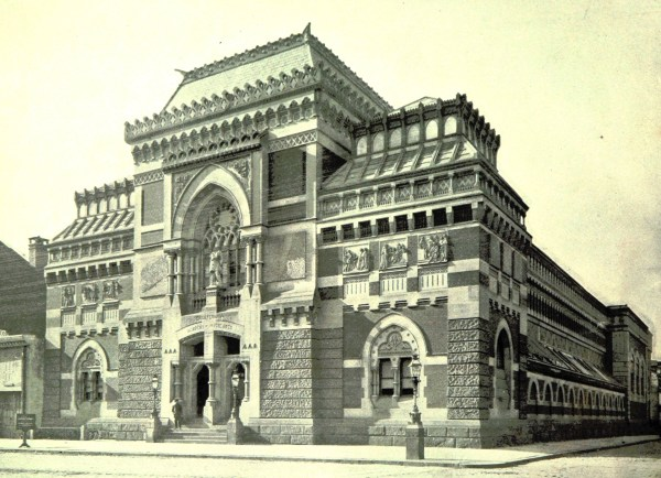 Pennsylvania Academy of Fine Arts Philadelphia