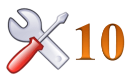Top ten most edited articles