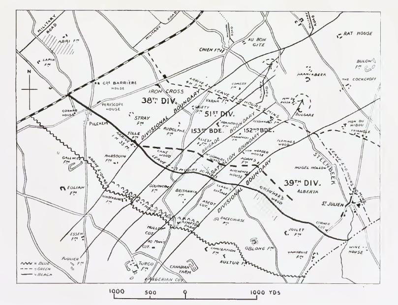 File:51st Division, Battle of Pilckem Ridge, 31 July 1917