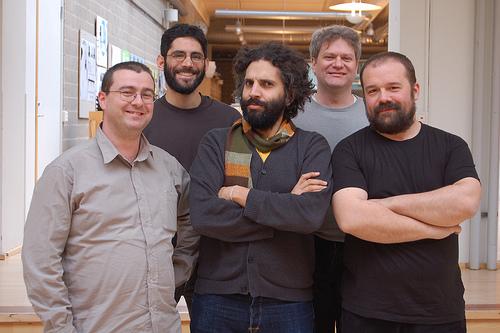 Arduino sortu zuen taldea (Wikipediatik, CC BY-SA)