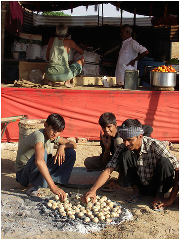 By nevil zaveri from navsari (guj), india (dal baati, pushkar) [CC BY 2.0 via Wikimedia Commons]