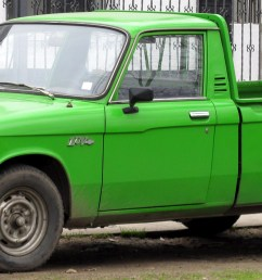 chevrolet luv 1600 1978 pickup truck from wiki commons [ 2924 x 1148 Pixel ]