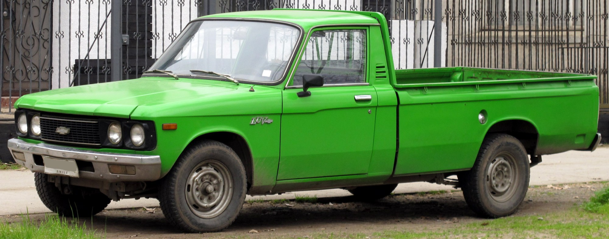 hight resolution of chevrolet luv 1600 1978 pickup truck from wiki commons