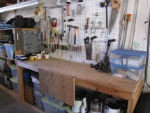 Garage Work Benches