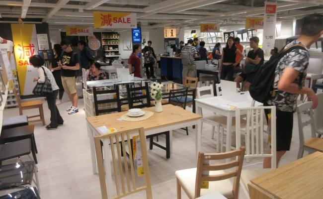 File Hk 銅鑼灣 Cwb 宜家家居 Ikea Shop Furniture N Visitors July