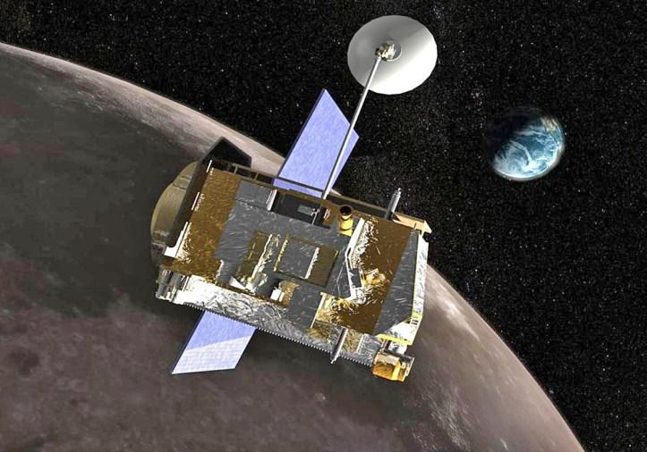 Resultado de imagen para Orbitador de Reconocimiento Lunar de la NASA