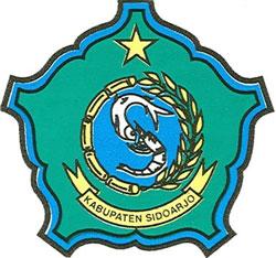 English: Lambang (Coat of Arms) of Kabupaten (...